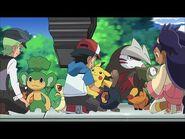 UK- Ghost Train hot pursuit! - Pokémon the Series- Black & White - Official Clip