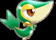 495Snivy Pokemon Rumble U