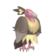 630Mandibuzz Pokémon HOME