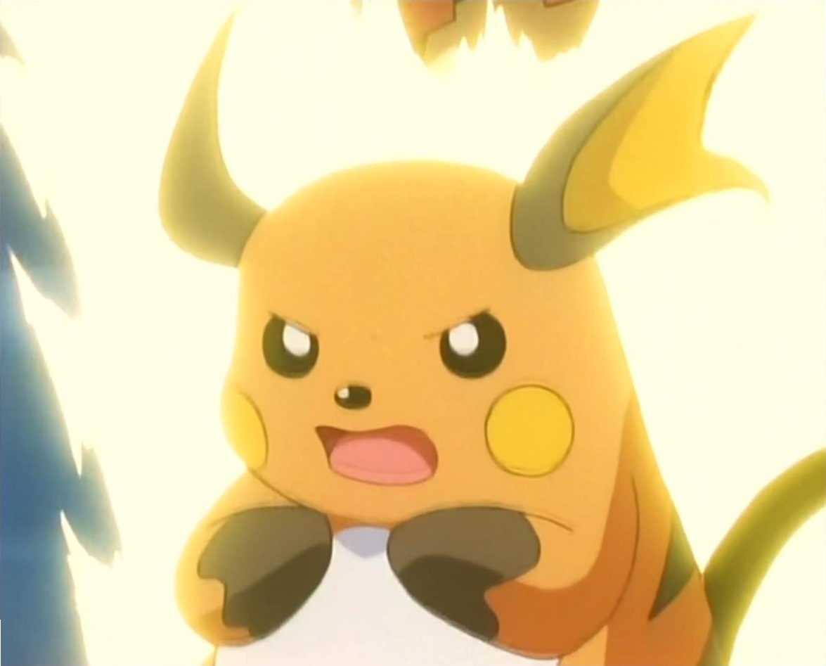 Ellen owns a Raichu, who serves to watch over the Marreep and line them up.