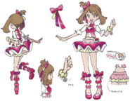 May Omega Ruby and Alpha Sapphire Contest concept art