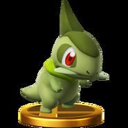 터검니 피규어 Wii U