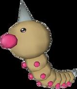 013Weedle Pokémon PokéPark