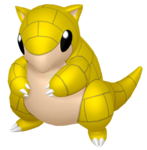 027Sandshrew Pokémon HOME