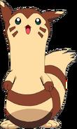 162Furret OS anime 2