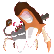 099Kingler Gigantamax Pokémon HOME