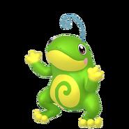 186Politoed Female Pokémon HOME