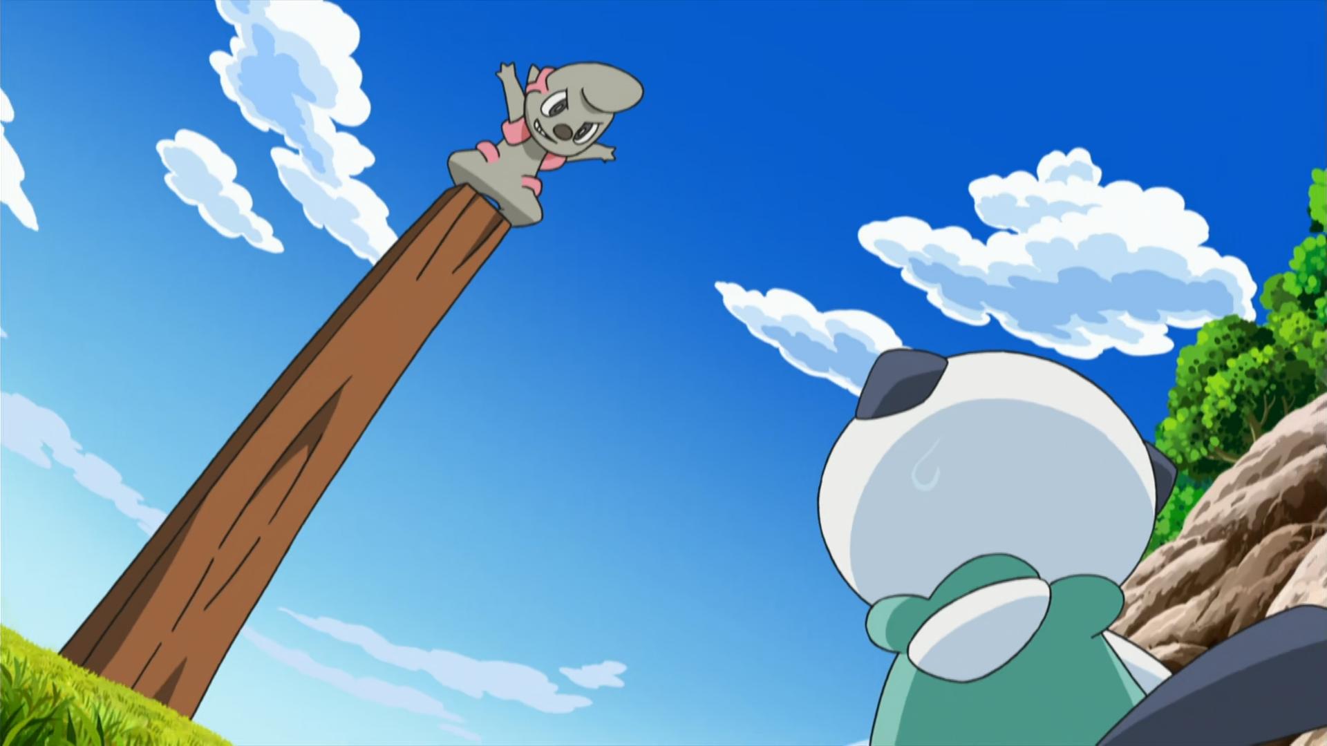 BW033: Ash and Trip's Third Battle!