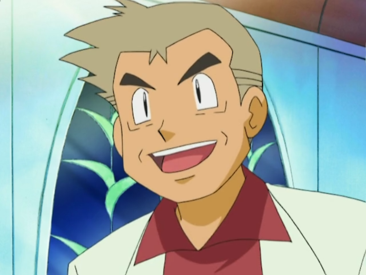 Dream Professor Oak