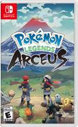 Pokémon Legends Arceus Boxart