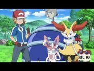 UK- Rock On! Pikachu Battle! - Pokémon the Series- XYZ - Official Clip