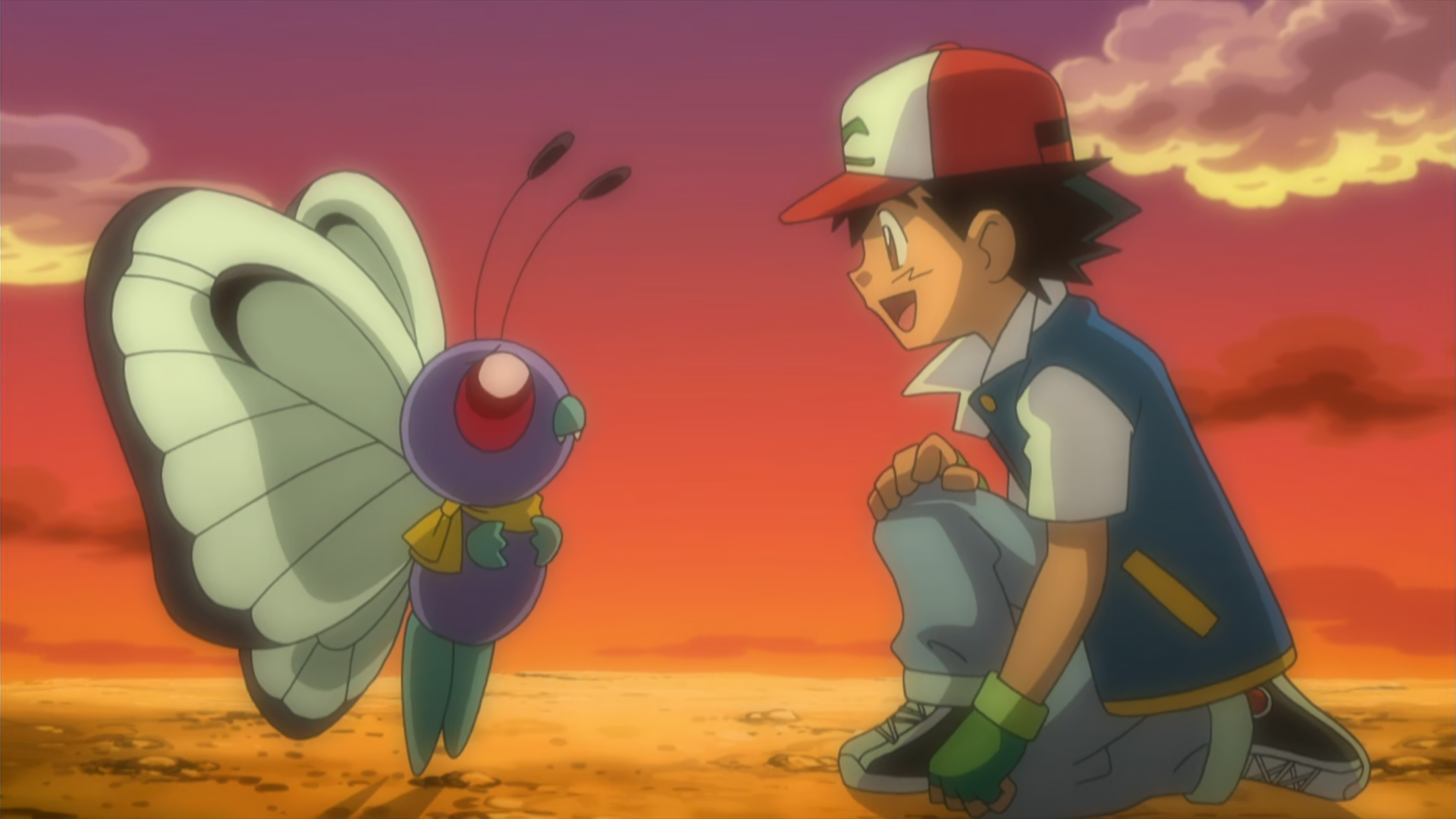 BW132: Butterfree and Me!