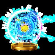 볼트태클 피규어 Wii U