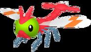 193Yanma Pokémon HOME