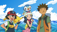 Ash and friends DP