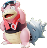 080Slowbro Training Style Pokémon UNITE