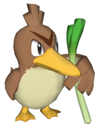 083Farfetch'd Pokémon PokéPark