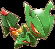 254Mega Sceptile Pokemon Rumble World