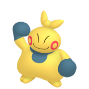 296Makuhita Pokémon HOME