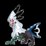 773Silvally Dark Pokémon HOME