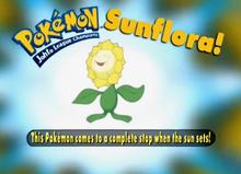 Sunflora - Who's That Pokémon.png