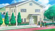 애니메이션에서의 마마네의 집