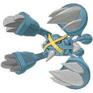 376Metagross Mega Masters