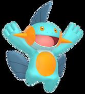 259Marshtomp Pokémon HOME