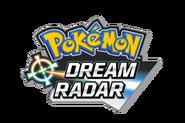 Pokemon dream radar art boxart
