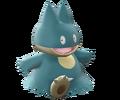 446Munchlax Pokemon Battle Revolution