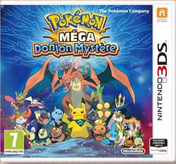 Jaquette Française Pokémon Méga Donjon Mystère.png