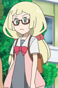 Lillie school outfit