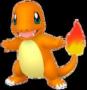 004Charmander Pokémon HOME
