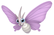 049Venomoth Pokémon HOME