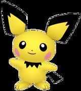 172Pichu Pokémon HOME