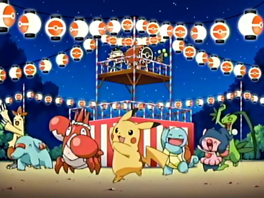 Pokémon Counting Song