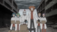 Young scientist Lysandre