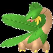 357Tropius Pokémon HOME