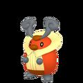 401Kricketot Pokémon HOME