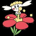 669Flabébé Red Flower Dream