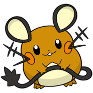 702Dedenne Dream 2