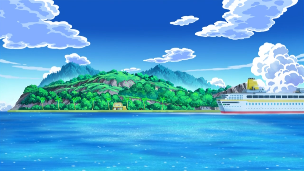 Grand Spectrala Island