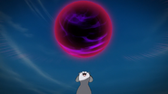 Nanu Persian Black Hole Eclipse