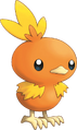 255Torchic Pokemon Mystery Dungeon Explorers of Time and Darkness