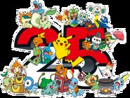 25 Years of Pokemon Celebration