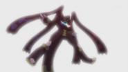 애니메이션에서의 지가르데 퍼팩트폼