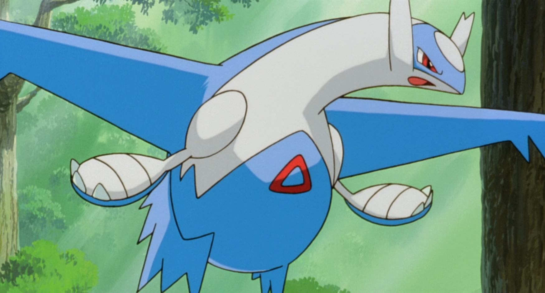 Bianca's grandfather Lorenzo has taken charge of this Pokémon since the father of Latios and Latias passed away, so Bianca has practically brought up Latios. This Pokémon can be used together with his sister Latias,with an ability called Shared Vision. Both can turn invisible.