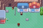 Verdanturf Town - Pokémon Mart (Gen III)