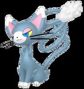 431Glameow Pokémon HOME