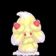 869Alcremie Lemon Cream Strawberry Sweet Pokémon HOME